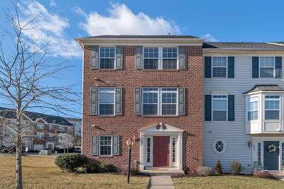 Charlottesville Townhome For Sale: 457 Rolkin Rd
