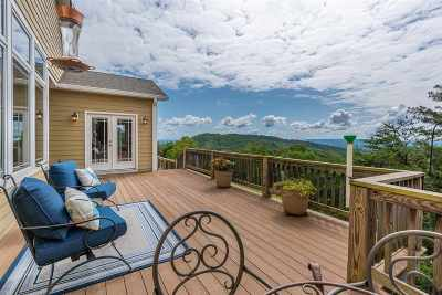 Crozet Single Family Home For Sale: 2104 Saddle Hollow Rd