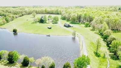 Fluvanna County Farm For Sale: 677 Blue Ridge Dr