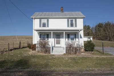 Timberville Single Family Home Sold: 588 Concord Church Rd