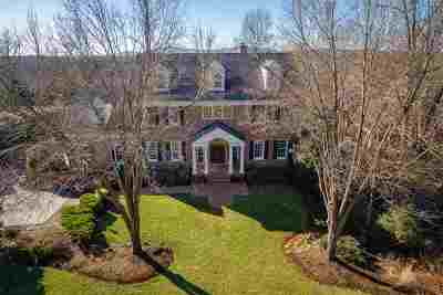 Glenmore (Albemarle) Single Family Home For Sale: 3072 Darby Rd
