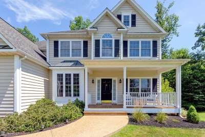 Fluvanna County Single Family Home For Sale: 40 Chapel Ct