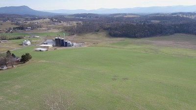 Mount Crawford Lots & Land For Sale: 126 Acres N Whitesel Church Rd