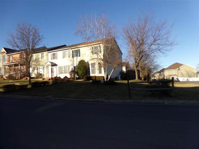 Harrisonburg Townhome For Sale: 1236 Goldfinch Dr