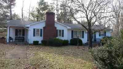 Single Family Home For Sale: 1032 Holly Ridge Rd