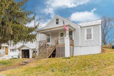 Staunton Single Family Home For Sale: 2009 W Beverley St