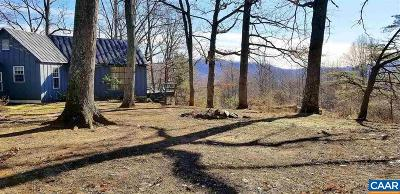 Albemarle County Single Family Home For Sale: 482 Dry Bridge Rd