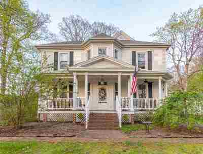 Staunton Single Family Home For Sale: 1111 Churchville Ave