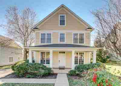 Albemarle County Single Family Home For Sale: 5451 Hill Top St