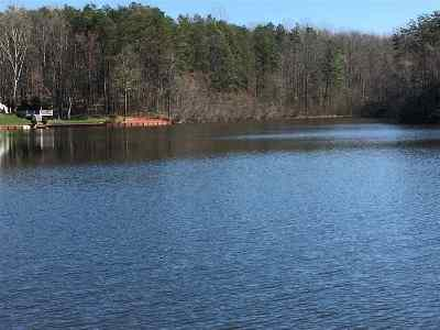 Fluvanna County Lots & Land For Sale: Jefferson Drive West