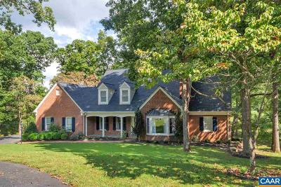 Albemarle County Single Family Home For Sale: 1545 Elgin Ct