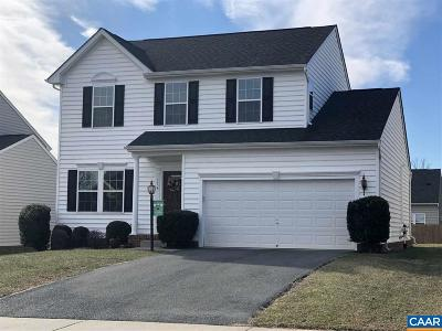 Louisa County Single Family Home For Sale: 114 Appalachian Trl