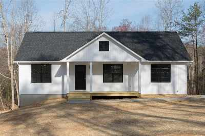 Albemarle County Single Family Home For Sale: 059d2 Buck Mountain Rd