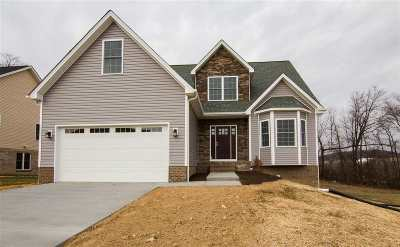 Harrisonburg Single Family Home For Sale: 1350 Little Sorrel Dr