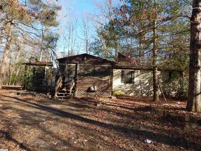 Augusta County Single Family Home For Sale: 234 Chalk Mine Trl