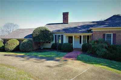 Charlottesville Single Family Home For Sale: 256 Rookwood Dr