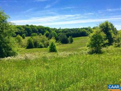 Albemarle County Lots & Land For Sale: 2* Blenheim Rd