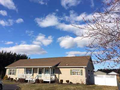 Rockingham County Single Family Home For Sale: 704 Eighth St