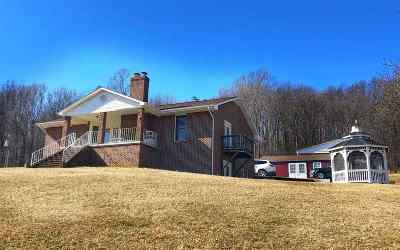 Staunton Single Family Home For Sale: 143 B & R Ln
