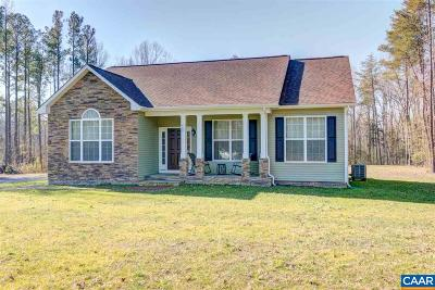 Louisa County Single Family Home For Sale: 480 Winding Ridge Way