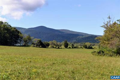 Lots & Land For Sale: 7003 Rockfish Valley Hwy