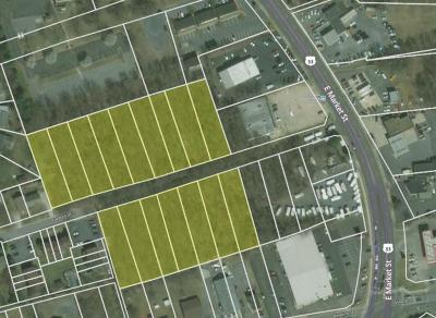 Harrisonburg Lots & Land For Sale: Franklin St