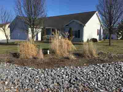 Augusta County Single Family Home For Sale: 60 S Foxhall Ln