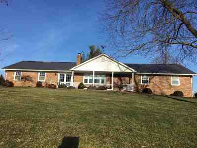 Rockingham County Single Family Home For Sale: 7533 Goods Mill Rd