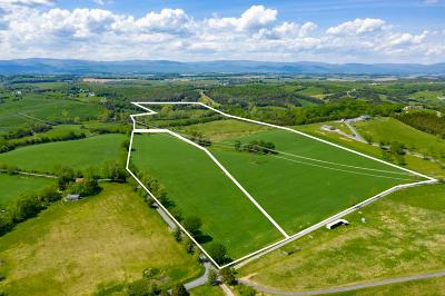 Augusta County Lots & Land For Sale: 386 Slate Hill Rd