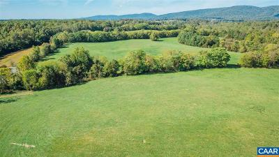 Albemarle County Lots & Land For Sale: 7728 Gordonsville Rd