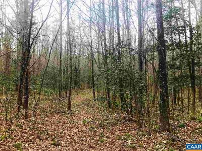 Louisa County Lots & Land For Sale: Cuckoo Rd