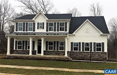 Albemarle County Single Family Home For Sale: 2 Sparrow Hill Ln