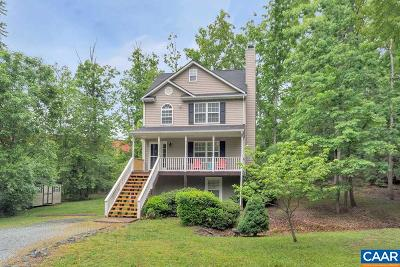 Fluvanna County Single Family Home For Sale: 62 Bridlewood Dr