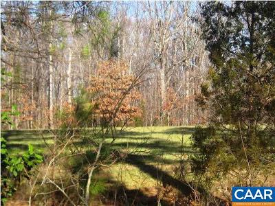 Fluvanna County Lots & Land For Sale: 20 Meeks Ln