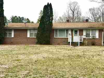 Fluvanna County Single Family Home For Sale: 4230 Stage Junction Rd