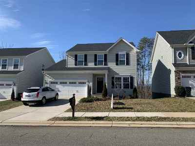Albemarle County Single Family Home For Sale: 4489 Sunset Dr