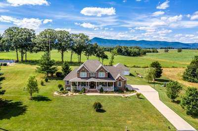 Single Family Home For Sale: 572 Old Farm Rd
