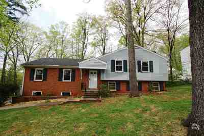 Charlottesville Single Family Home For Sale: 2517 Hillwood Pl