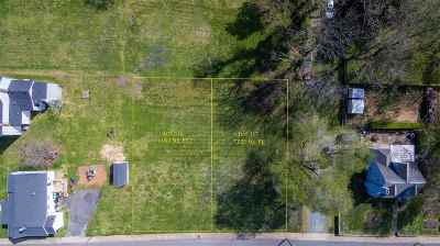 Charlottesville County Lots & Land For Sale: 117 Hanover St