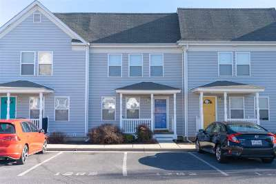 Harrisonburg Townhome For Sale: 1262 Old Richmond Cir