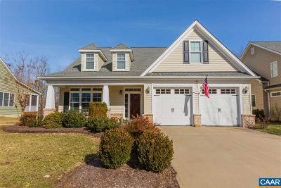 Fluvanna County Single Family Home For Sale: 135 Tulip Dr