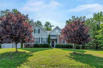 Fluvanna County Single Family Home For Sale: 89 Sydney Way
