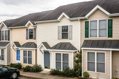 Harrisonburg Townhome For Sale: 856 Camelot Ln