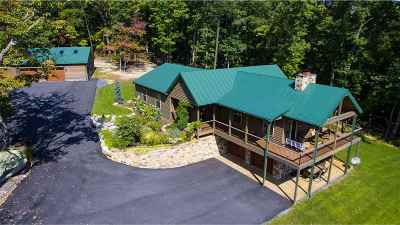 Shenandoah County Single Family Home For Sale: 489 Watkins Ln