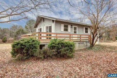 Louisa County Single Family Home For Sale: 48 Lakeview Dr