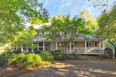 Charlottesville Single Family Home For Sale: 3145 Beau Mont Farm Rd