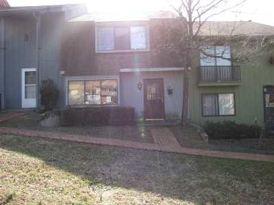 Charlottesville Townhome For Sale: 89 Woodlake Dr