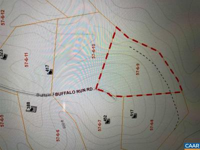 Lots & Land For Sale: 9 Buffalo Run Rd