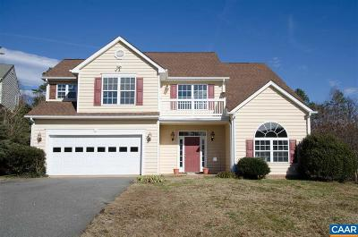 Albemarle County Single Family Home Pending: 530 Rolling Valley Ct