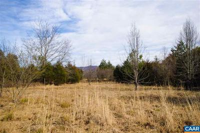 Nelson County Lots & Land For Sale: Rockfish Ln